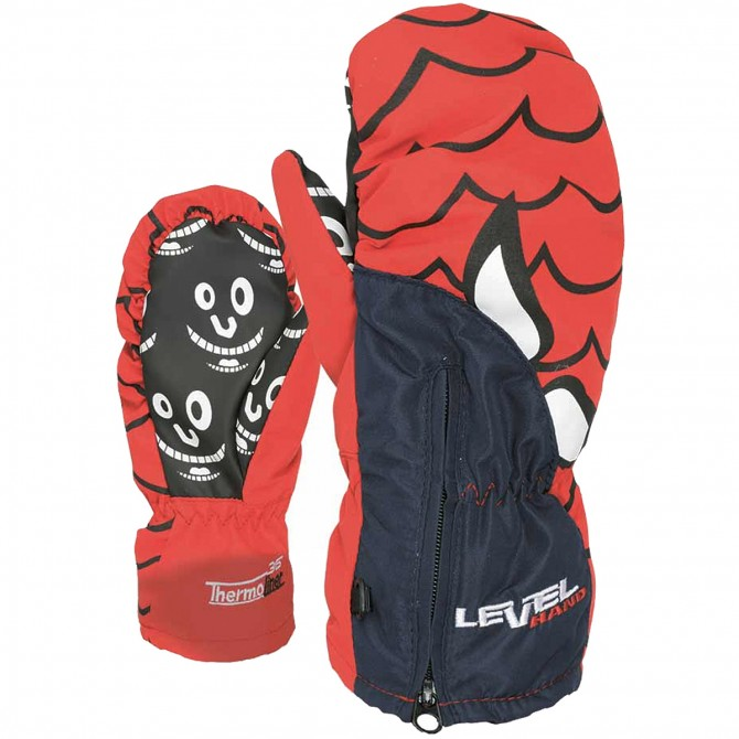 Ski mittens Level Lucky Junior