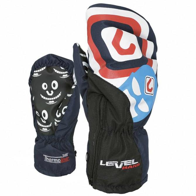 Manoplas esquí Level Lucky Junior