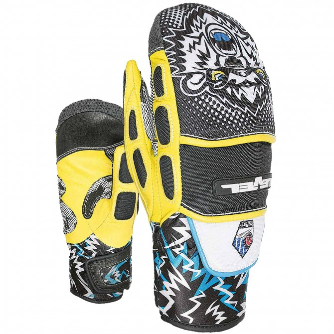 Ski mittens Level Worldcup CF Junior