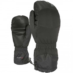 Ski mittens Level Yeti Man black