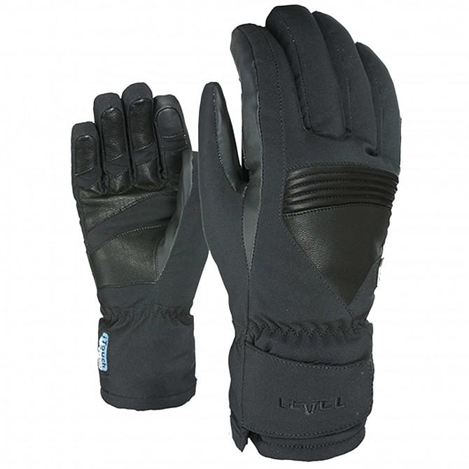 Ski gloves Level Radiator Gtx Man black