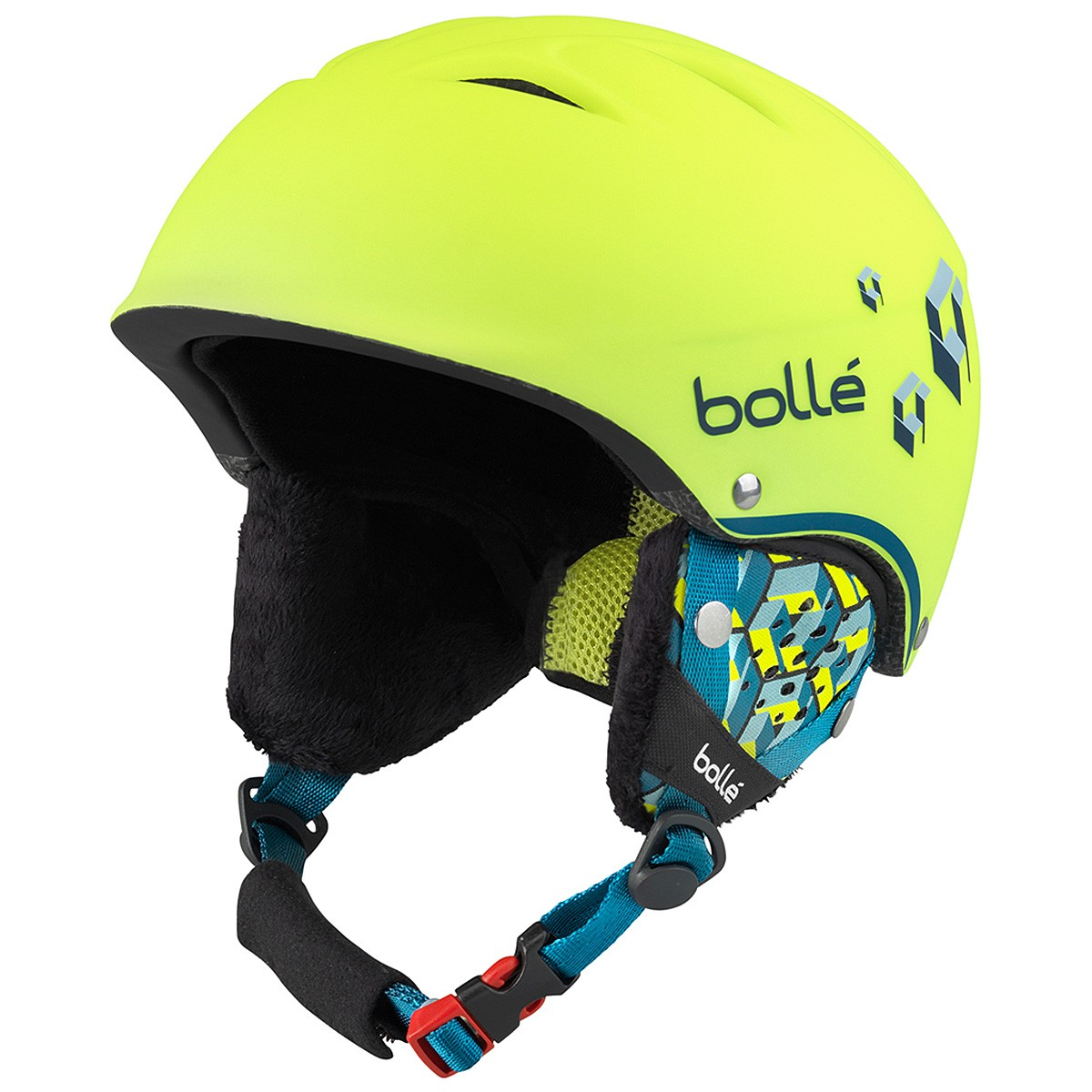 casque ski bolle b free junior casques ski et snowboard. Black Bedroom Furniture Sets. Home Design Ideas