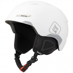 Casco esquí Bollè B-Yond blanco-gris