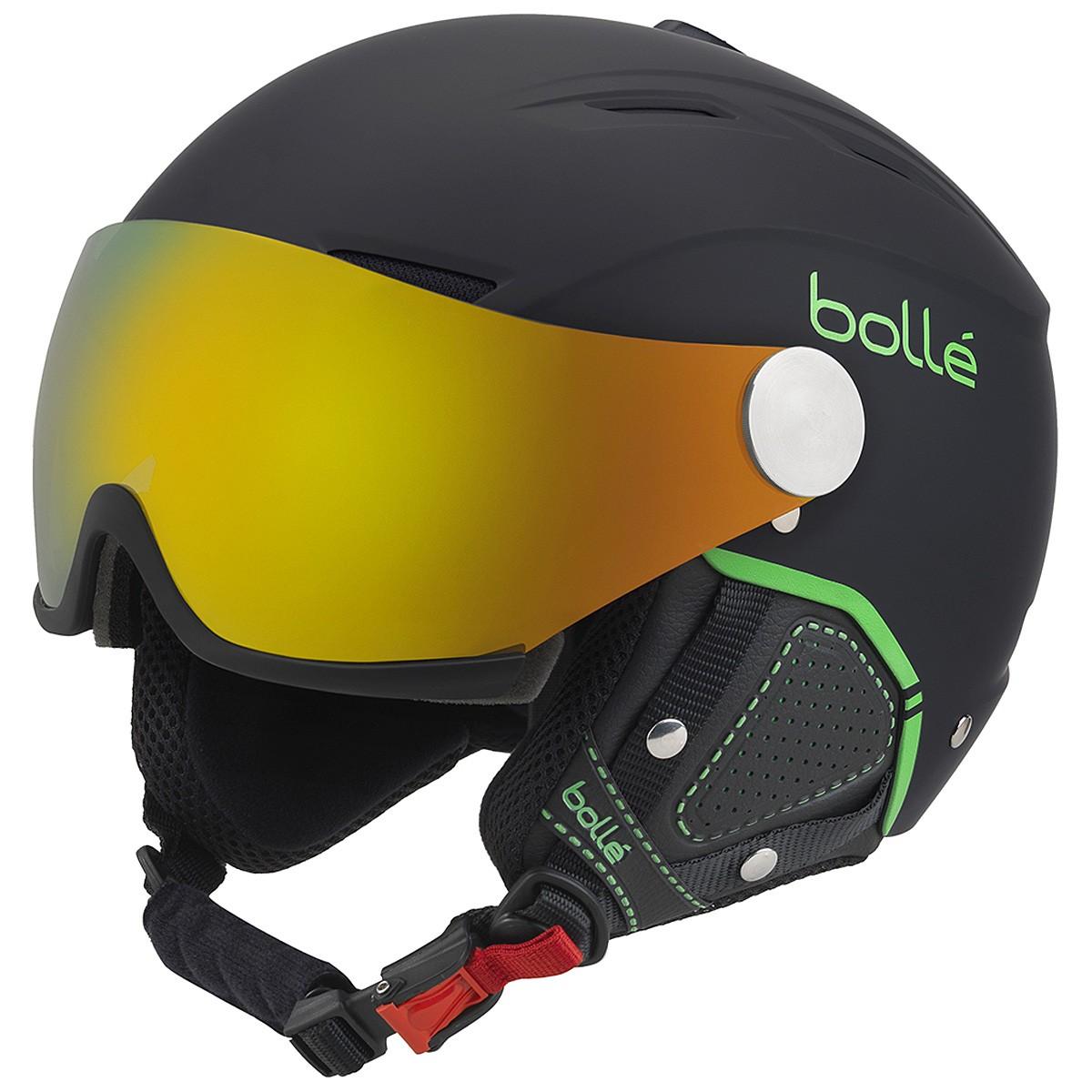 Ski Helmet Bolle Backline Visor Premium Ski And