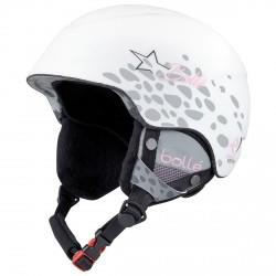 Ski helmet Bollé B-Lieve white-grey