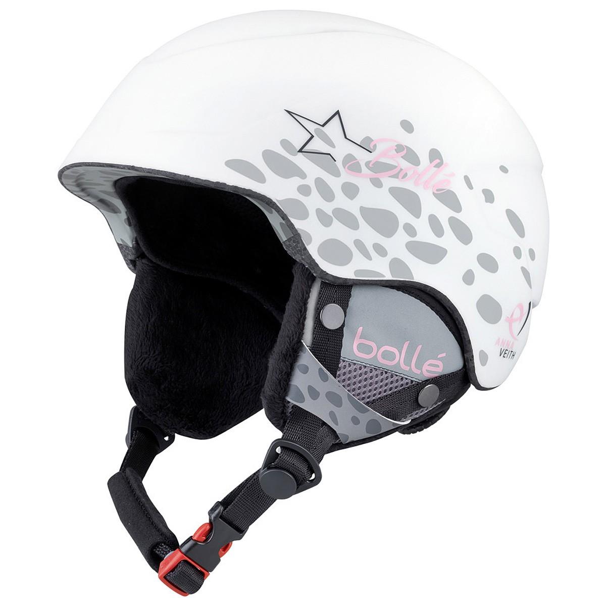 casque ski bolle b lieve casques ski et snowboard. Black Bedroom Furniture Sets. Home Design Ideas