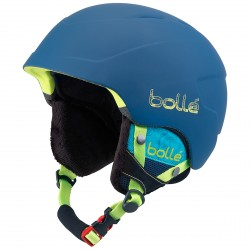 Casque ski Bollé B-Lieve bleu