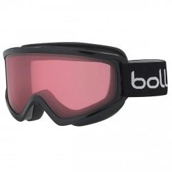 Maschera sci Bollé Freeze nero-rosa