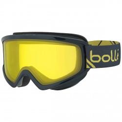 Maschera sci Bollé Freeze nero-giallo
