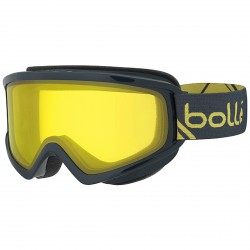 Ski goggle Bollé Freeze black-yellow