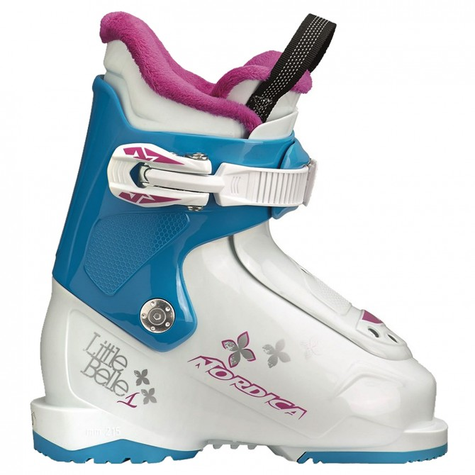 Scarponi sci Nordica Little Belle 1 NORDICA Scarponi junior