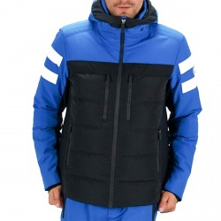 Ski down jacket Fusalp Albinen Pro Man royal