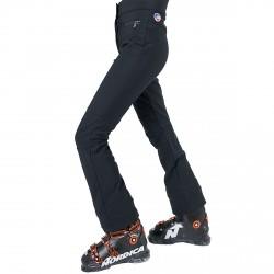 Pantalon ski Fusalp Diana Femme noir