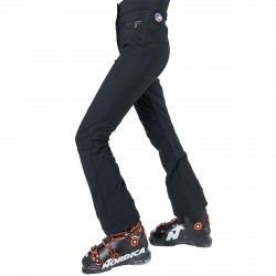 Pantalones esquí Fusalp Diana Mujer negro