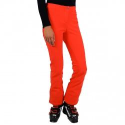Pantalone sci Fusalp Tipi II Donna aragosta