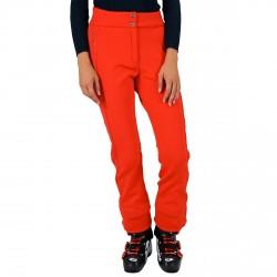 Pantalon ski Fusalp Perinne Smock Femme homard