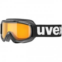 Masque ski Uvex Slider noir
