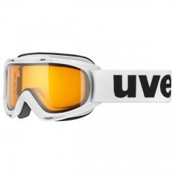 Maschera sci Uvex Slider bianco