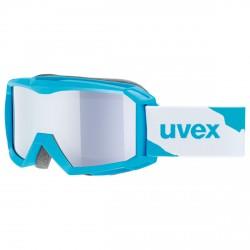 Maschera sci Uvex Flizz LM azzurro