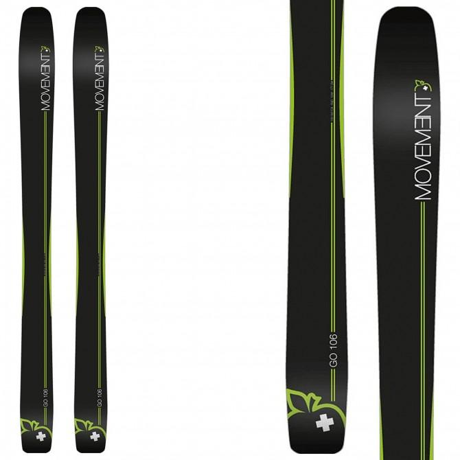 Touring ski Movement Go106