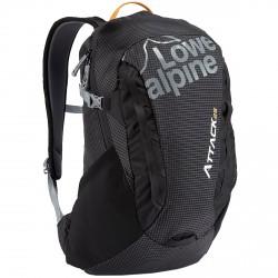 Mochila Lowe Alpine Attack 25 negro-naranja