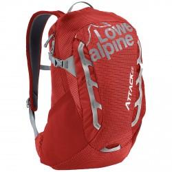 Mochila Lowe Alpine Attack 25 rojo