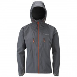 Softshell Rab Vantage Man grey