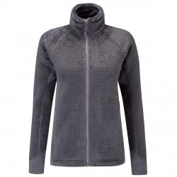 Fleece Rab Firebrand Woman grey