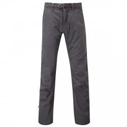 Pantalon alpinisme Rab Grit Homme gris
