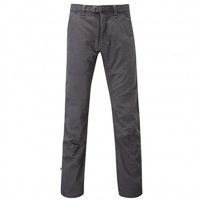 Pantalones montañismo Rab Grit Hombre gris