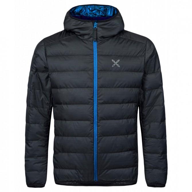 Mountaineering down jacket Montura Atlantic Man black