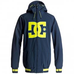 Snow jacket Dc Spectrum Man blue