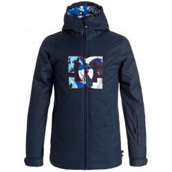 Snow jacket Dc Story Boy blue