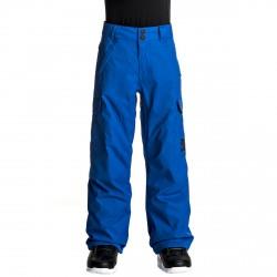 Pantalon snow Dc Banshee Garçon bleu