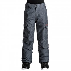 Snowboard pants Quiksilver Porter Boy grey