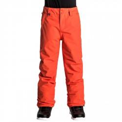 Pantalones snowboard Quiksilver Estate Niño rojo