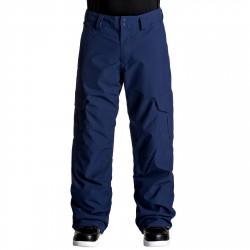 Pantalones snowboard Quiksilver Porter Hombre azul