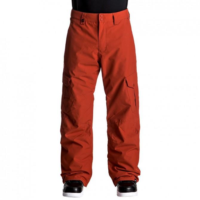 Pantalone Ski Bottero Uomo Snowboard Porter Quiksilver Rosso 0vmNnwO8