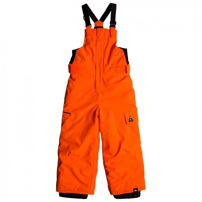 Snowboard pants Quiksilver Boogie Baby orange