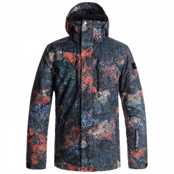 Giacca snowboard Quiksilver TR Mission Uomo blu