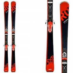 Esquí Rossignol Experience 75 CA + fijaciones Xpress 10 B83 rojo