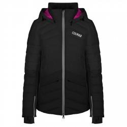 Ski jacket Colmar Ushuaia Woman black-fuchsia