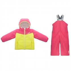 Ensemble ski Colmar Sapporo Baby fraise