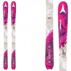 Mountaineering ski Backland WMN 85