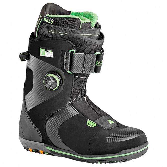 separation shoes eae7b 26785 Scarpe snowboard Head Seven Boa - Calzature snowboard