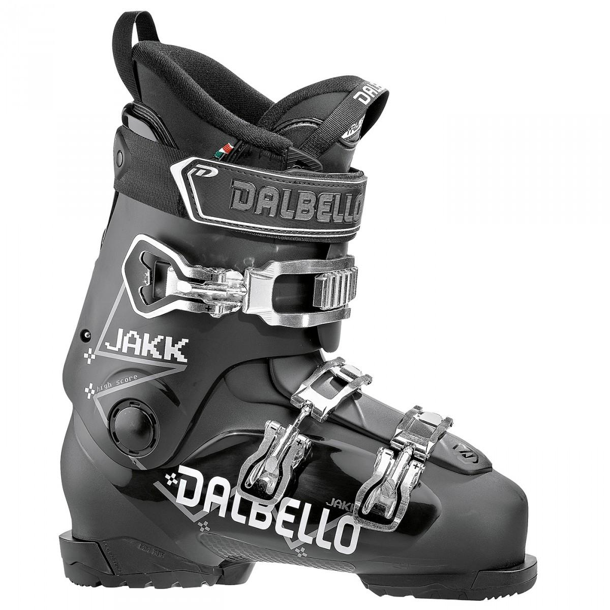 Scarponi sci Dalbello Jakk (Colore: nero, Taglia: 30)