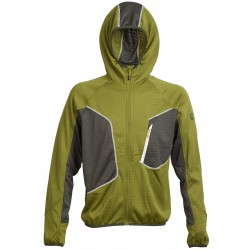Mountaineering fleece Rock Experience Lavaredo 1 Man green