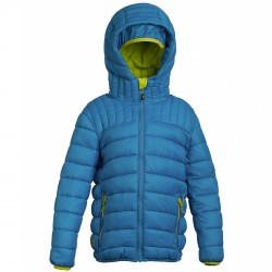Down jacket Rock Experience Manaslu Boy aviation blue