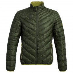 Down jacket Rock Experience Spark Man green