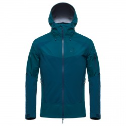 Mountaineering jacket Black Yak Gore-Tex C-Knit Man green